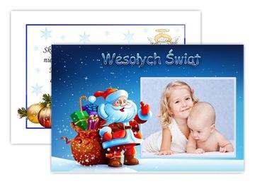 ФОТО ПОЗДРАВИТЕЛЬНЫЕ ОТКРЫТКИ Боже Рожденные 10х15 МАСТЕР доставка товаров из Польши и Allegro на русском