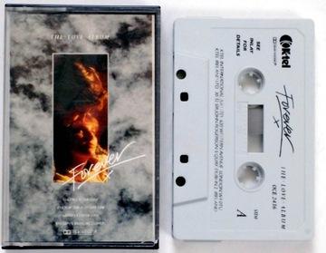 VA - Forever X - The Love Album UK (кассета) ОЧ. доставка товаров из Польши и Allegro на русском