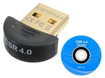 АДАПТЕР USB BLUETOOTH 4.0 CLASS II HIGH с ru PIN доставка товаров из Польши и Allegro на русском