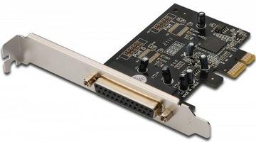 kontroler LPT DB25 PCI Express PCIe @ Szczecin доставка товаров из Польши и Allegro на русском