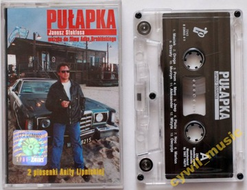 Януш Stokłosa - Капкан (OST) (кассета) ОЧ. доставка товаров из Польши и Allegro на русском