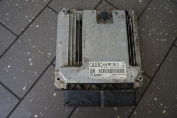 КОМПЬЮТЕР AUDI A7 A6 C7 3.0 TDI 4G0907311G EDC17 доставка товаров из Польши и Allegro на русском