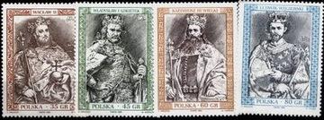 Fi 3373-76 ** - Счет королей и князей польских доставка товаров из Польши и Allegro на русском