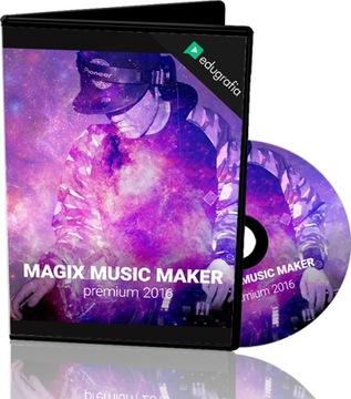 КУРС MAGIX MUSIC MAKER 2016 доставка товаров из Польши и Allegro на русском