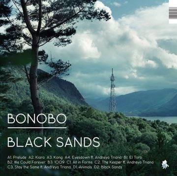Bonobo - Black Sands доставка товаров из Польши и Allegro на русском