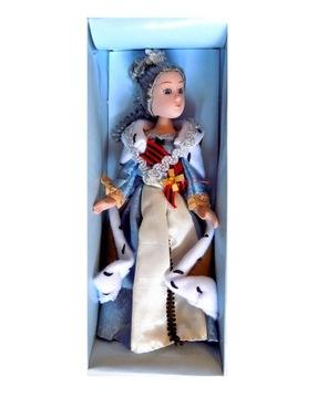 Кукла фарфоровая 20см игрушка в коробке доставка товаров из Польши и Allegro на русском