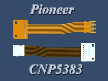 ЛЕНТЫ ДЛЯ ПАНЕЛЕЙ PIONEER CNP5383 DEH-P6000 P7000 ! доставка товаров из Польши и Allegro на русском