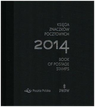 Книга почтовые марки -, Год выпуска 2014 доставка товаров из Польши и Allegro на русском