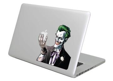 Наклейка для MacBook Air Pro 13 15 бэтмен ДЖОКЕР доставка товаров из Польши и Allegro на русском