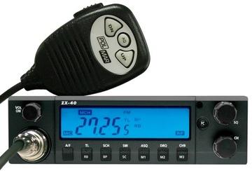 ZX-40 Polmar CB-радио эквивалент Lafayette Zeus доставка товаров из Польши и Allegro на русском