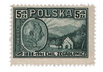 Fi 419 ** Эмиль Zegadłowicz доставка товаров из Польши и Allegro на русском