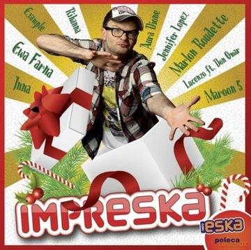 ESKA IMPRESKA VOL 9 /2CD/ RIHANNA MAROON доставка товаров из Польши и Allegro на русском