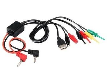 Комплект кабелей для лабораторного бп (4150) доставка товаров из Польши и Allegro на русском