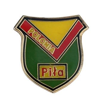 Значок Спартак Piła_pin_żużel доставка товаров из Польши и Allegro на русском