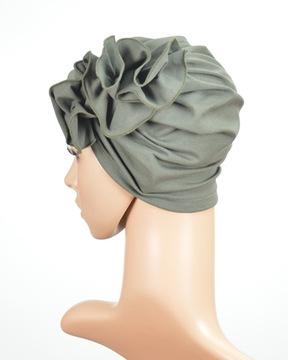 Turban Luba-military po chemioterapii Eva Design доставка товаров из Польши и Allegro на русском