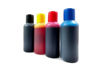 Пигмент INK-MATE 4x100ml Epson WF 3xxx 4xxx 7xxx доставка товаров из Польши и Allegro на русском