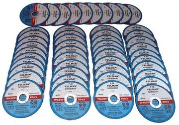 ЩИТ ЩИТЫ ДЛЯ РЕЗКИ МЕТАЛЛА 125X1,0 FELMAN доставка товаров из Польши и Allegro на русском