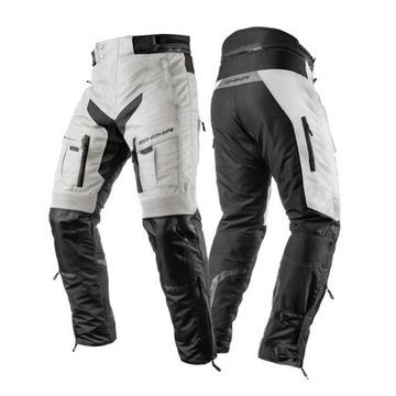 Spodnie Motocyklowe SHIMA RIFT Grey XL GRATIS