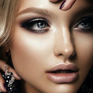 Metaliczny Makijaż Oczu Krok Po Kroku Allegropl