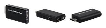 Adaptér Converter PS2 Adaptér pre HDMI