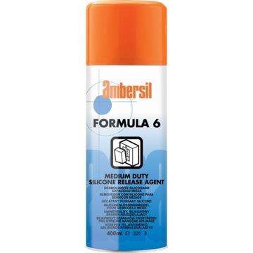 Ambersil Formula 6 Silikónová štvrť