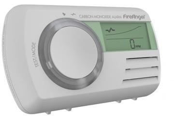 Detektor oxidu uhoľnatého FireAngel CO-9D, LCD 7 gw