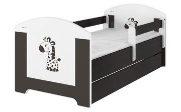 Detská posteľ OSKAR pre deti BABY BOO 140X70