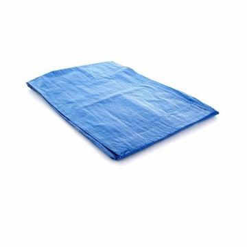 Plachta 5x6 REINFORCED BLUE 75GM2