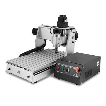CNC 3D 3020 mletie + USB + CNC program + frézy