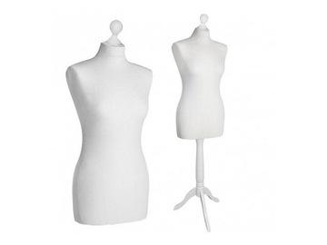 Dámske Mannequin White M82 Mannequins Wood R.36 / 38