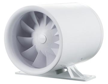 Ventilátor s tichým kanálom VENTILY Quietline-K 100 L