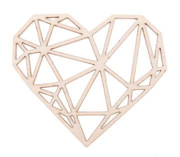 Diamond Heart Heart Decoupage decoupage decor