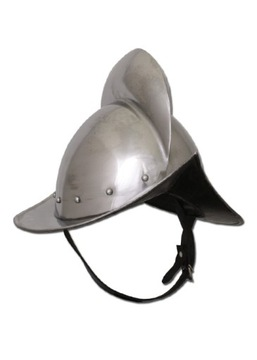 Nemecká helma Morion, 1,6 mm oceľ