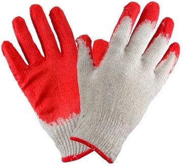 Ochranné rukavice Pracovné upíry R450 10 párov