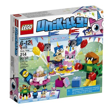 LEGO UNIKITTY 41453 - ČAS PRE STRANU