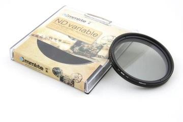 Šedý filter FADER z NDX2 do NDX400 - 58 mm