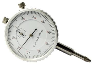 Snímač hodín na statív 0,01 / 0-10mm