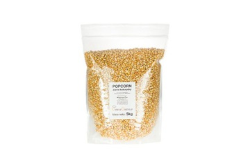 Kukurica prasknutá zrná na popcorn 5kg