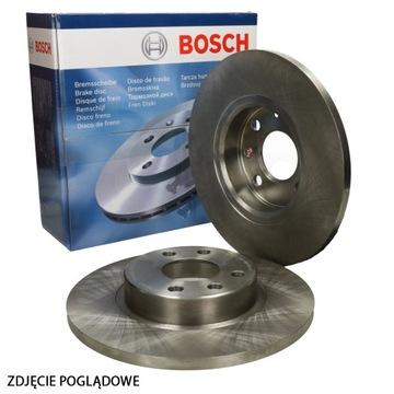 Тормозной диск bosch alfa romeo 159 (939) зад, фото