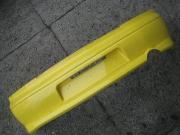 Mitsubishi lancer evo 7 8 00 - 05 бампер задний, фото