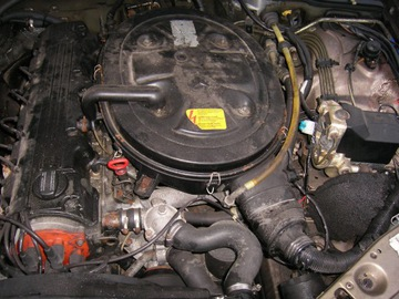 Mercedes Klasa S W126 1988 mercedes w 126 całość lub nie, zdjęcie 6