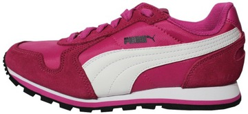 Buty damskie Puma ST Runner czerwone 36, 39, 40,41 Zdjęcie