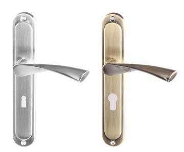 Ручка FEBE никель, патина 8 видов