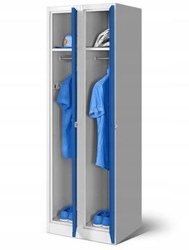 Металлический шкаф для одежды OHS JAN NOWAK