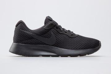 BUTY NIKE TANJUN 812654 001, Sportowe buty męskie Nike