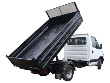 Боковые профили для фургонов и грузовиков