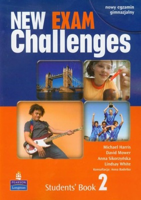 New Exam Challenges 2 Students' Book Gimnazjum  Ha