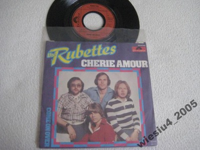 The Rubettes - Cherie Amour  SP  /GER/