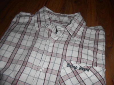 Super koszula CAMP DAVID  z Anglii rozm XL