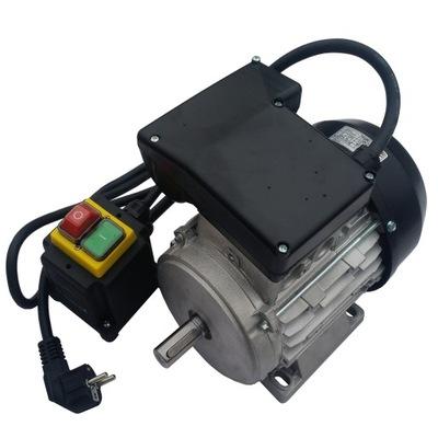MOTOR 1.1 kW, 1 fáza ,230V mixér